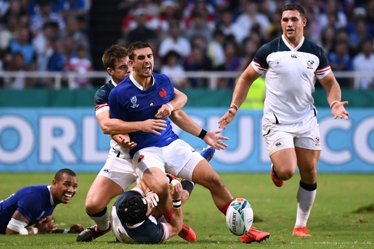 Further trouble for France as Ramos and Mauvaka fly home