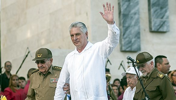 Ties with Russia at high point: Cuban president