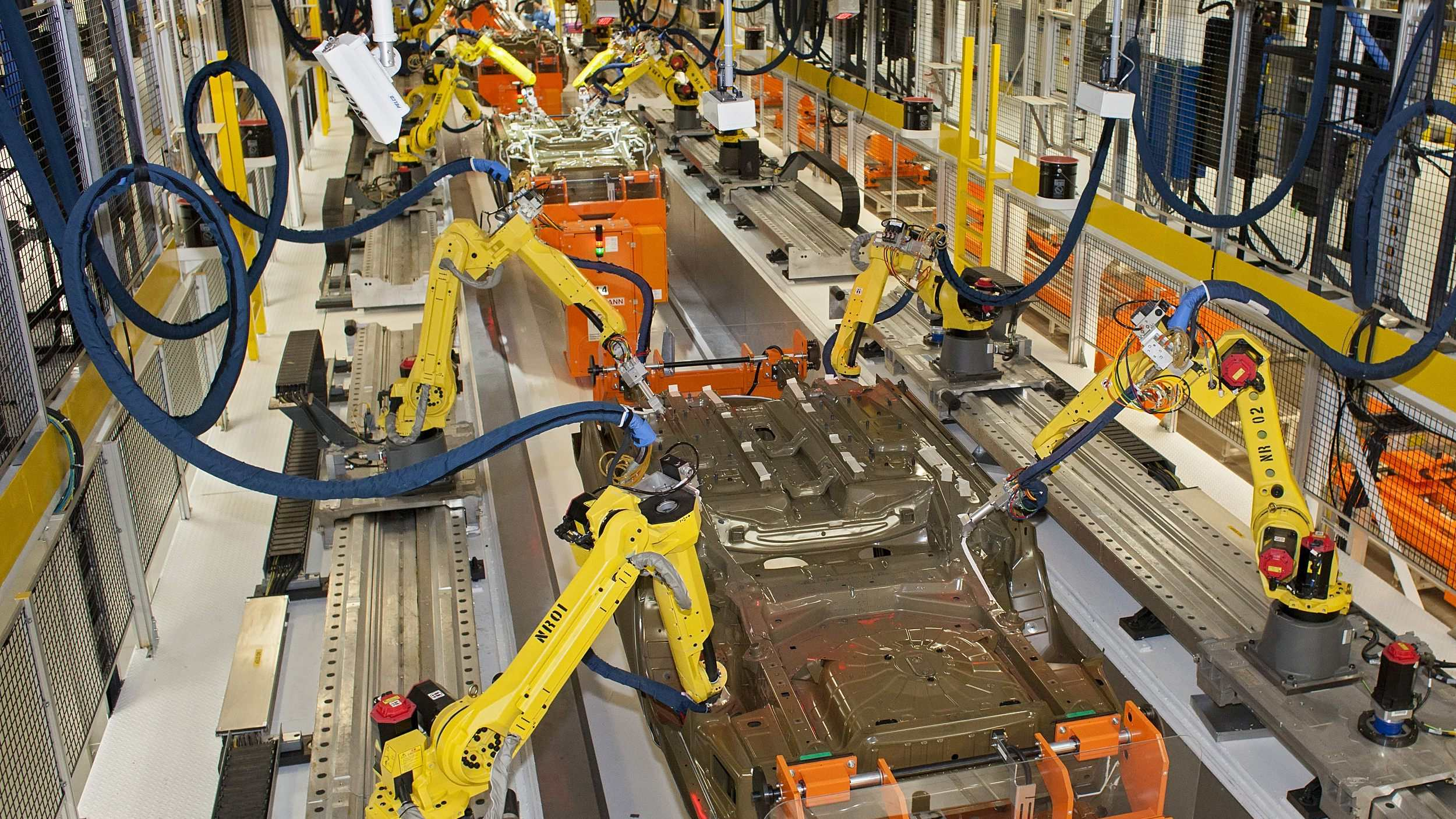 China's high-tech manufacturing industry sees rapid growth in Aug.