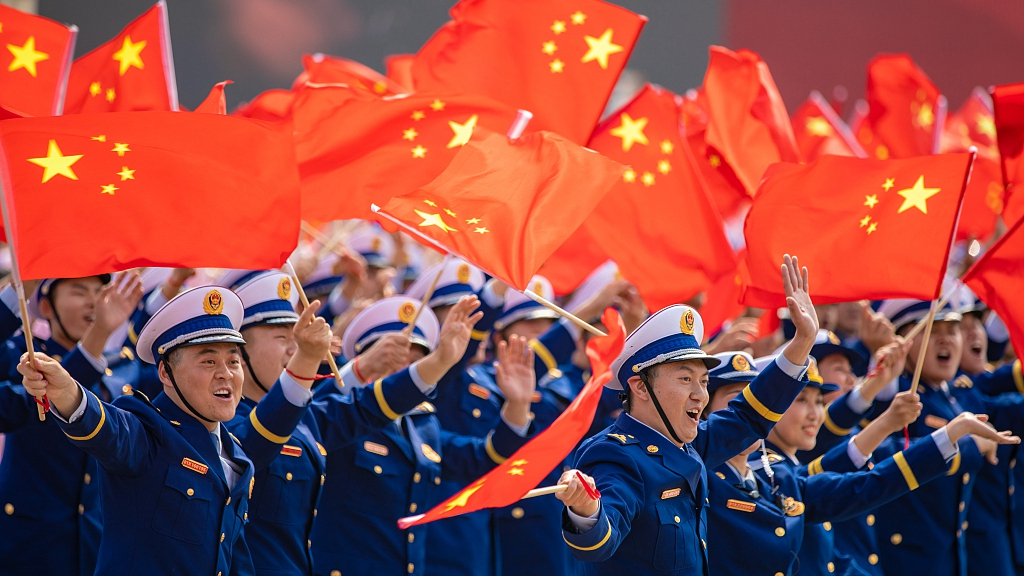 EU leaders vow to enhance ties with PRC amid its 70th anniversary