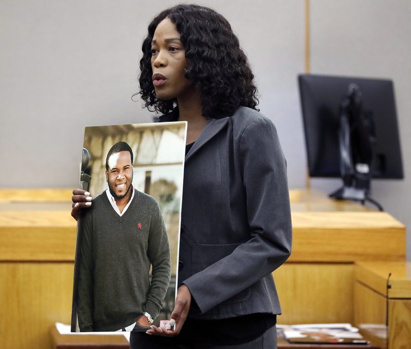 Diversity of jury seen as key factor in officer's conviction