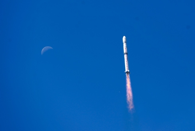 China launches HD observation satellite