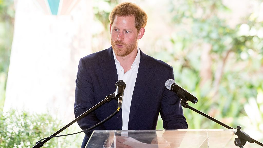 Prince Harry sues 2 UK tabloids over alleged phone hacking