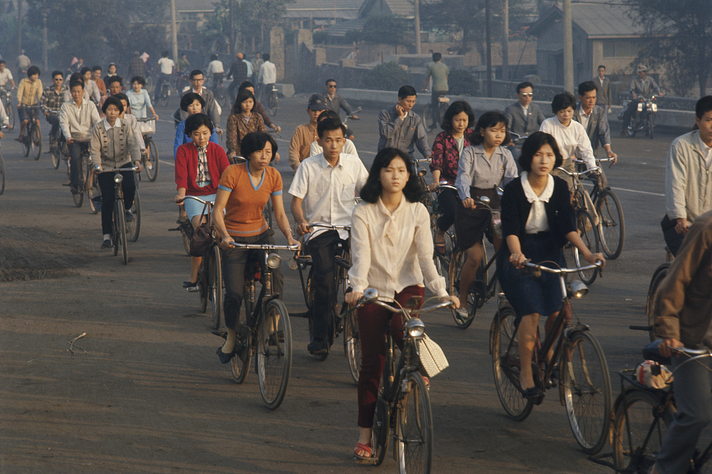 How China's old bike industry is adapting to modern times