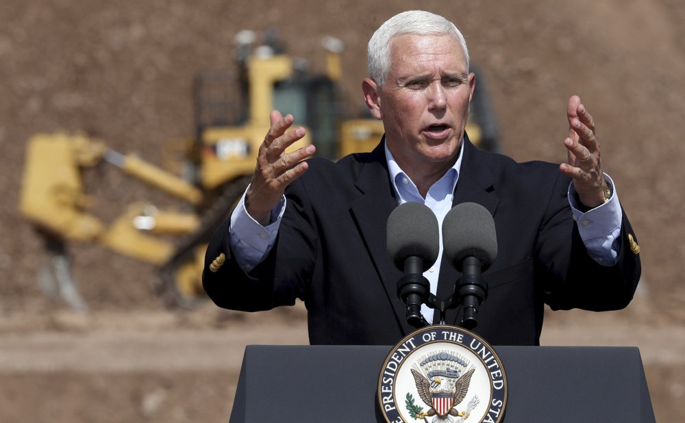 US House seeks Ukraine-related documents from Pence