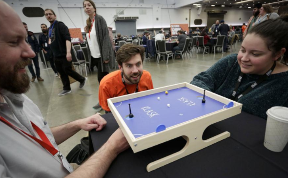 SHUX19 board game convention held in Vancouver
