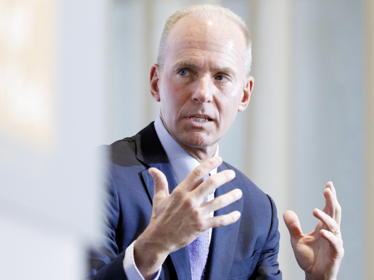 Boeing CEO: MAX pilots in crashes faced multiple tasks