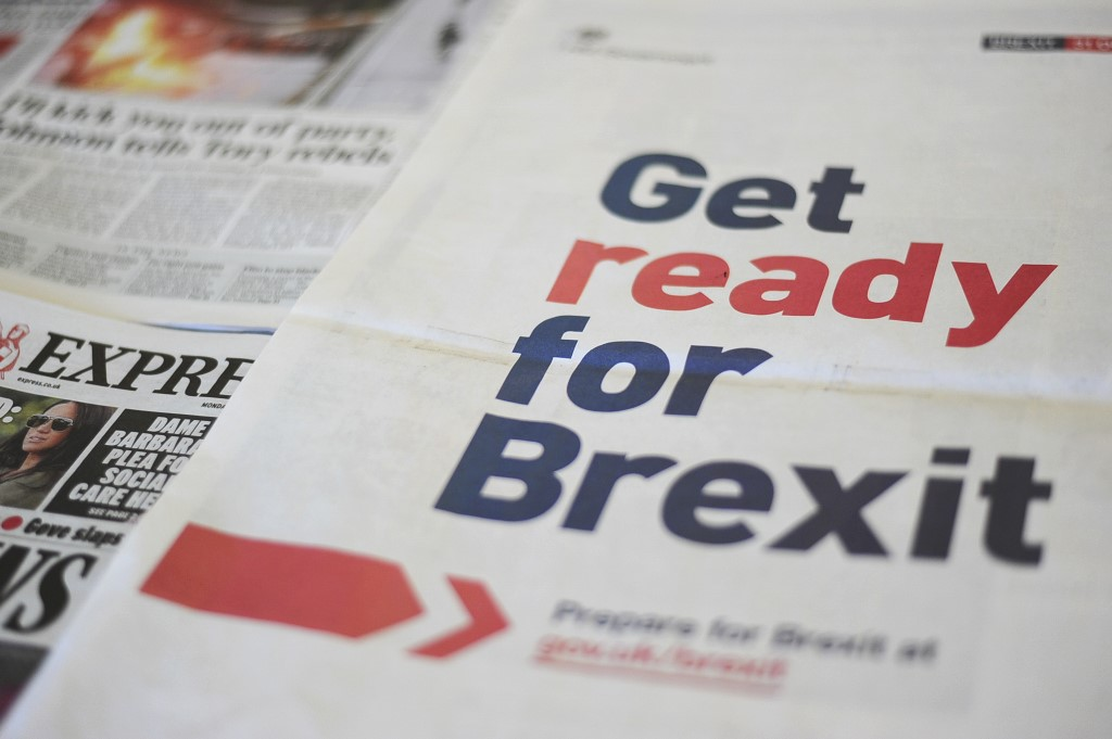 EU presses UK to resubmit Brexit plan as end-game looms