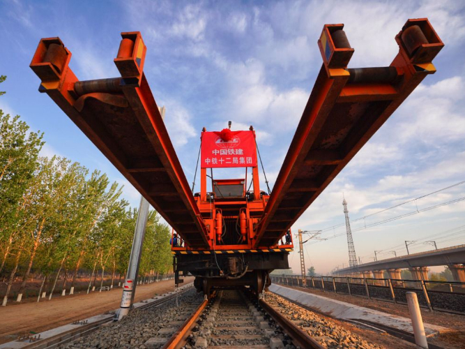 China's infrastructure investment reports faster growth