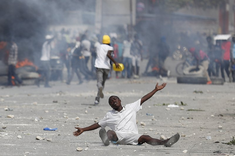 Haiti braces for more upheaval after big protest