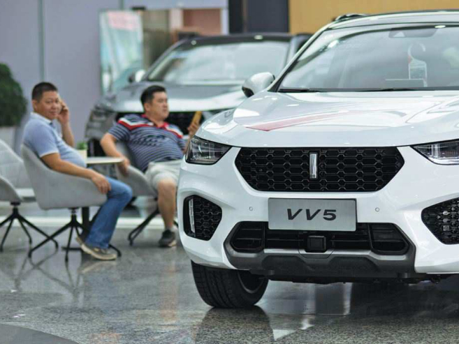 Great Wall to recall 62,655 vehicles