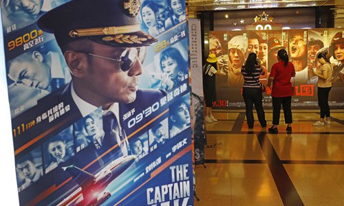 'The Captain' leads Chinese mainland box office