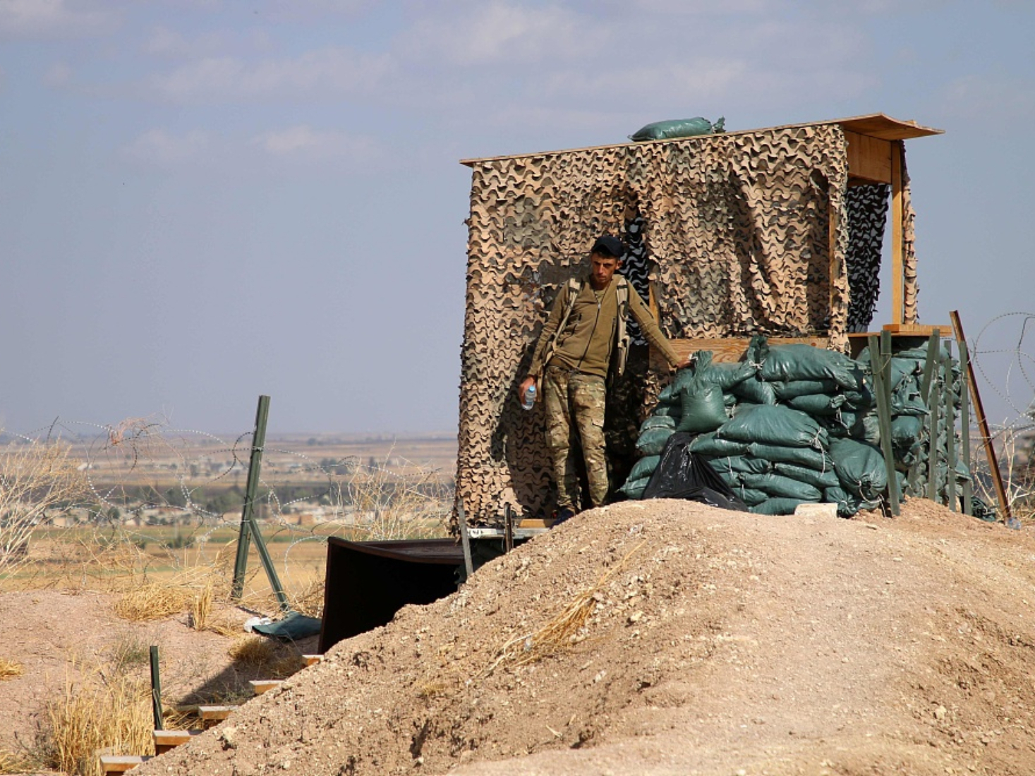 Turkey decides to launch military operation in northern Syria