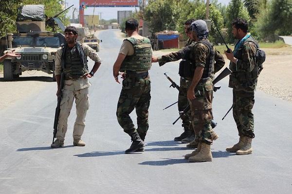 Police arrest 11 Taliban militants in S. Afghanistan