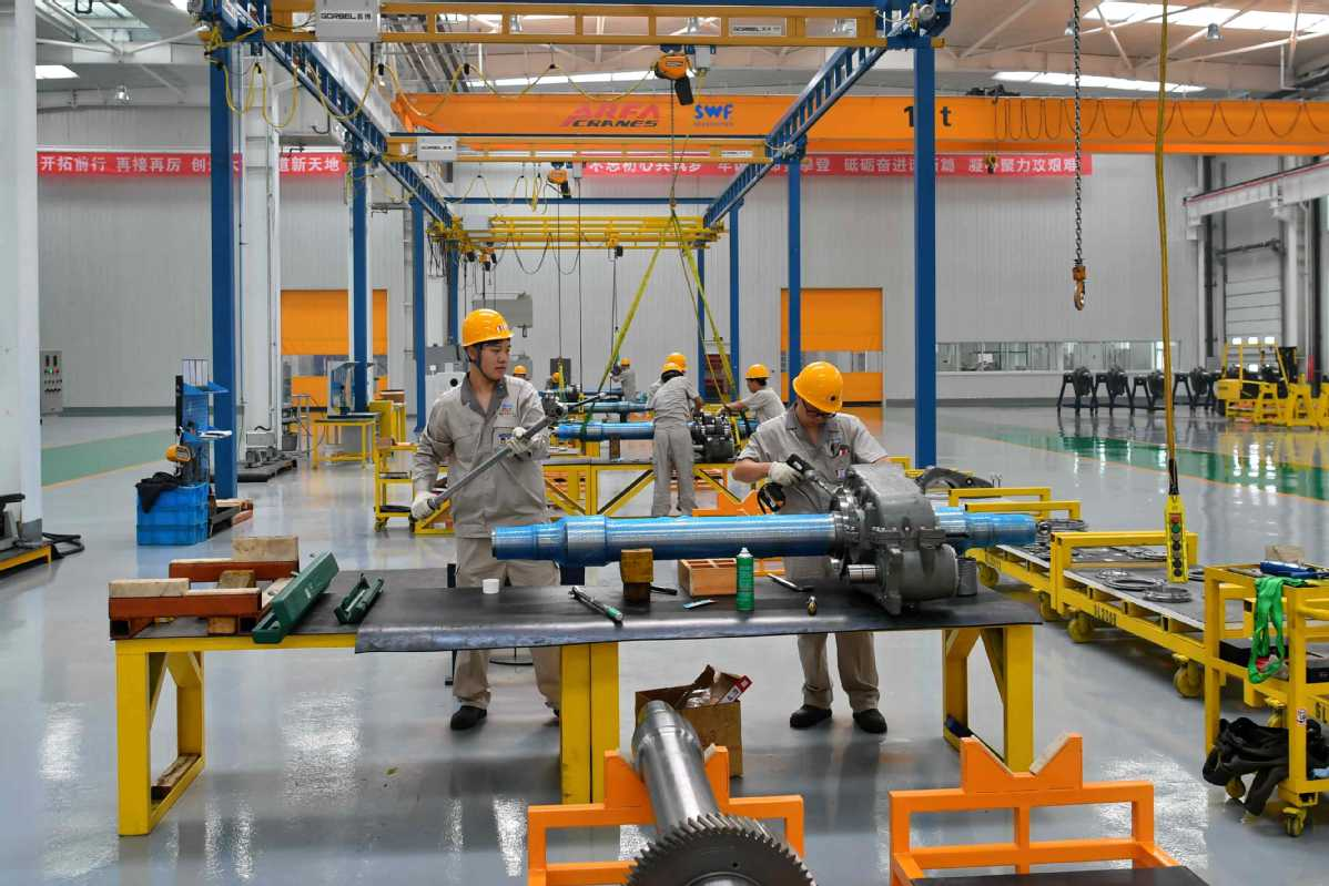 Innovation key to industrial upgrading
