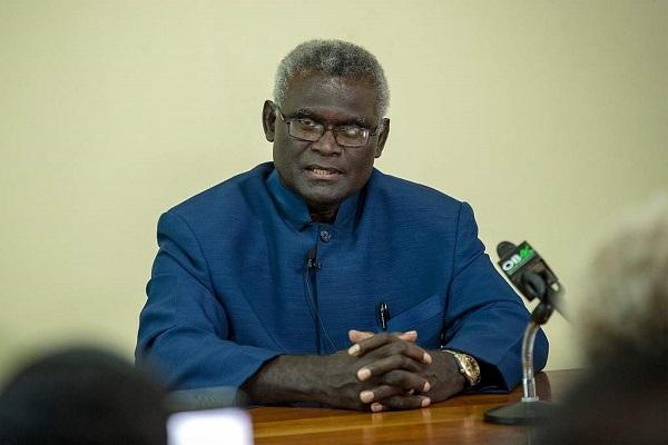 Solomon Islands' PM to visit China