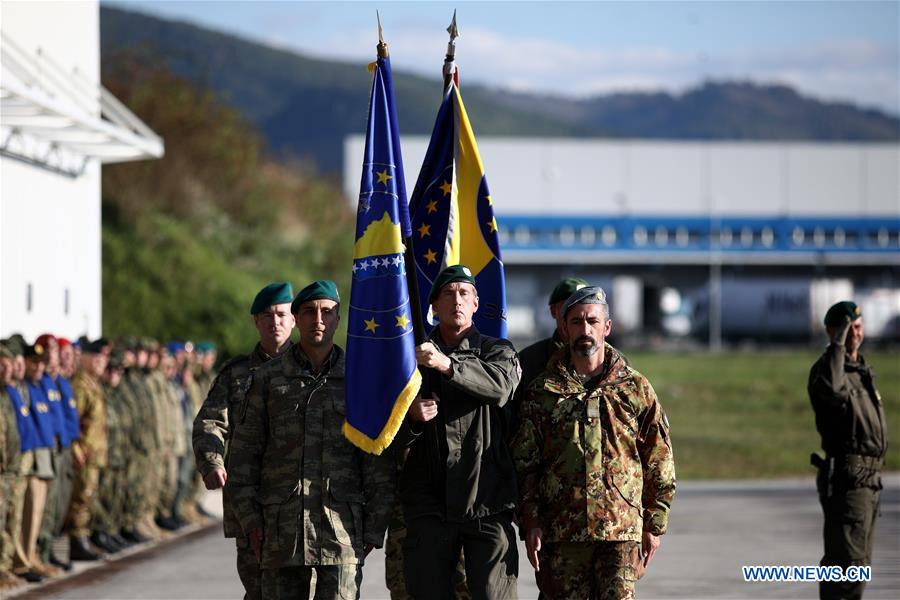 EUFOR-led peace support operation exercise kicks off in BiH capital