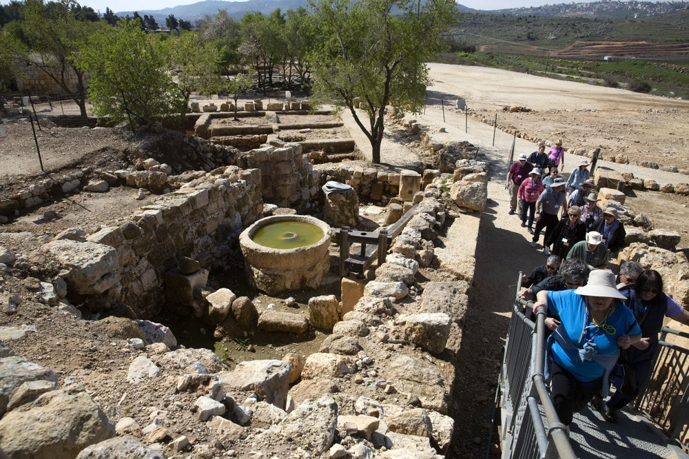 Israel discovers 5,000-year-old Canaanite city with ritual temple