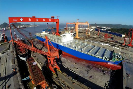OSC to enhance ties with Chinese shipyards
