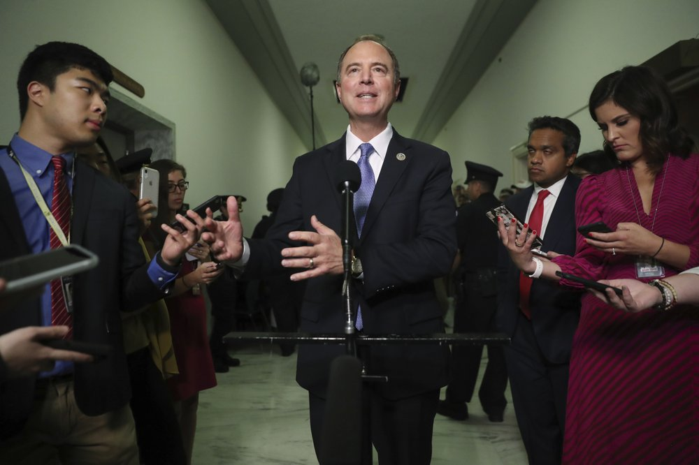 US House committee subpoenas Pentagon, White House budget office in impeachment inquiry