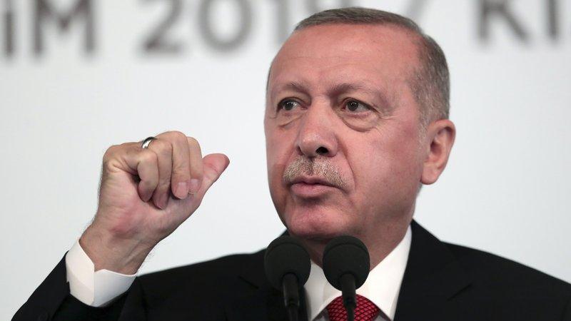 Turkey summons US diplomat over a Twitter 'like'