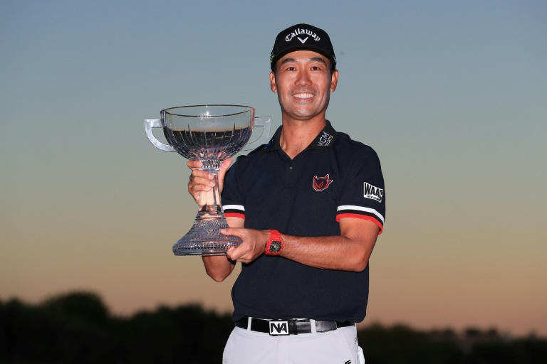 Na outlasts Cantlay in playoff to win US PGA Las Vegas title