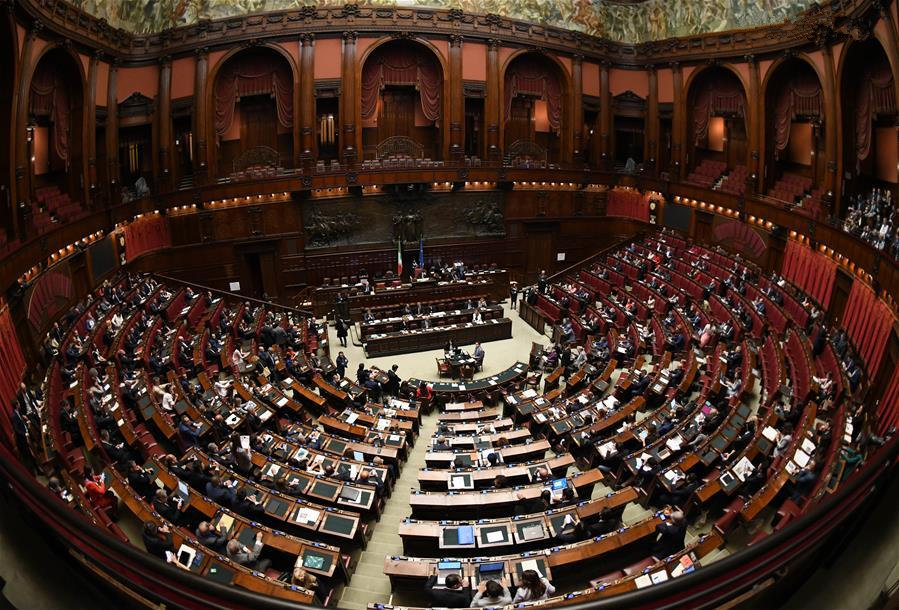 Italy to vote on streamlining parliament