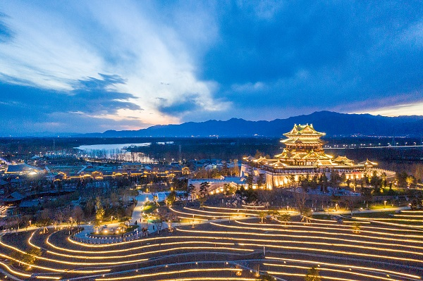 Beijing horticultural expo to lower its curtain on Wednesday