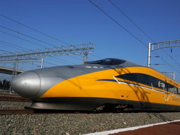 Beijing-Zhangjiakou rail starts debugging