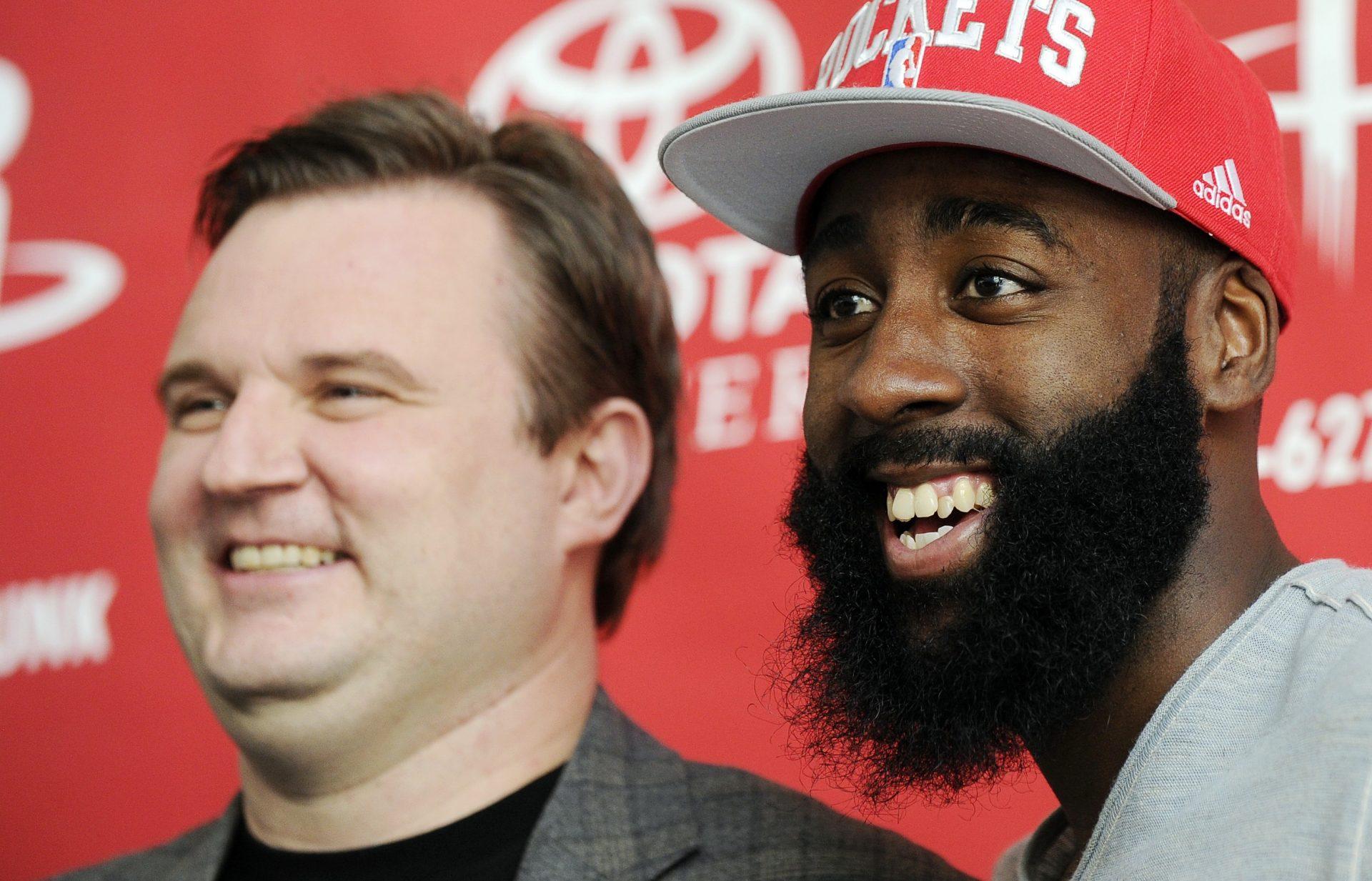 NBA responds to Rockets GM Morey's Hong Kong tweet