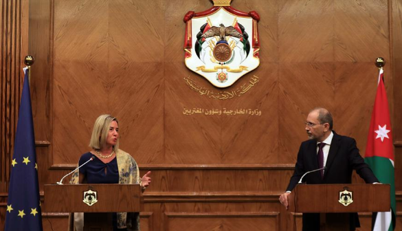 EU to provide Jordan with 549 mln USD in loan before year end