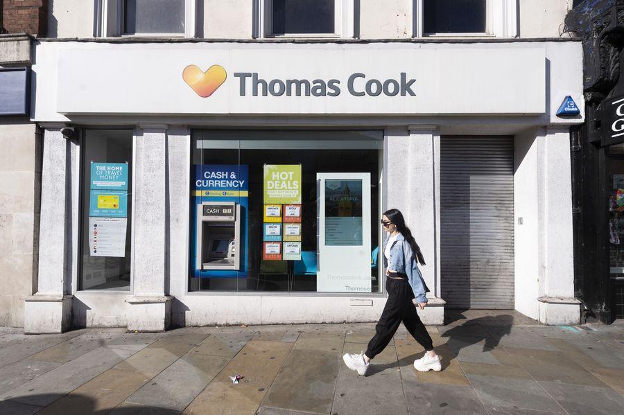 UK completes Thomas Cook repatriation of passengers