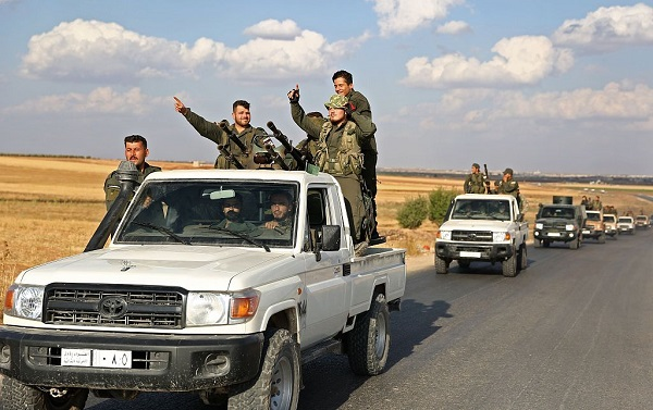 Turkey 'completes' preparations for Syria offensive