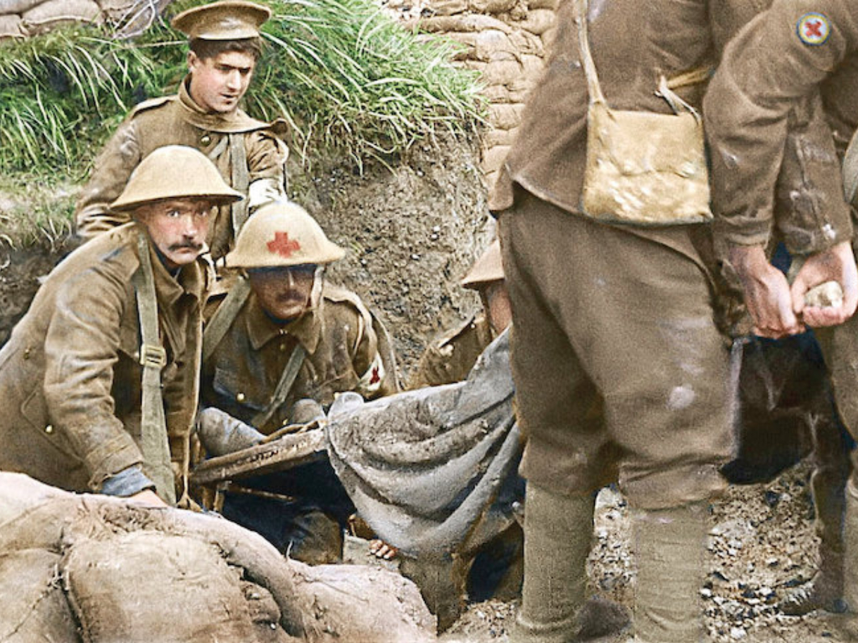 WWI documentary to hit Chinese mainland theaters in November
