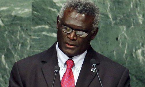 China-Solomon Islands ties get boost