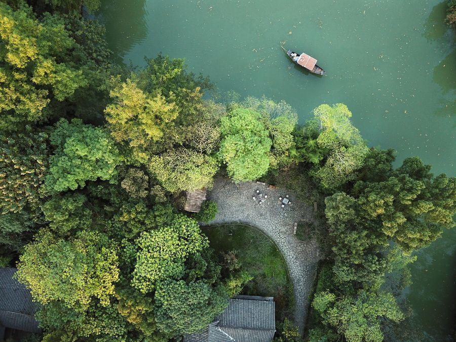 Wetland-based tourism popular along the Yangtze River