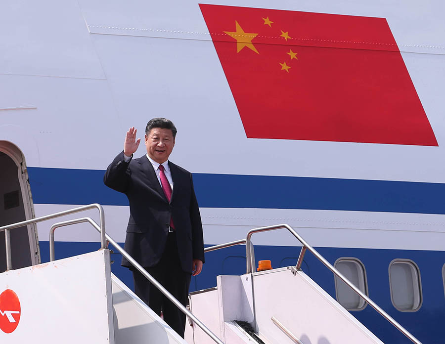 Xi to attend informal meeting with Indian PM, visit Nepal