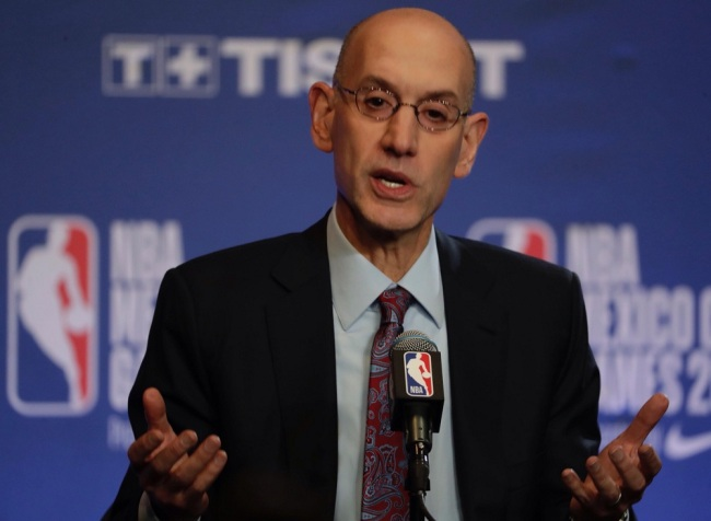 CCTV sports channel suspends broadcasts of NBA preseason