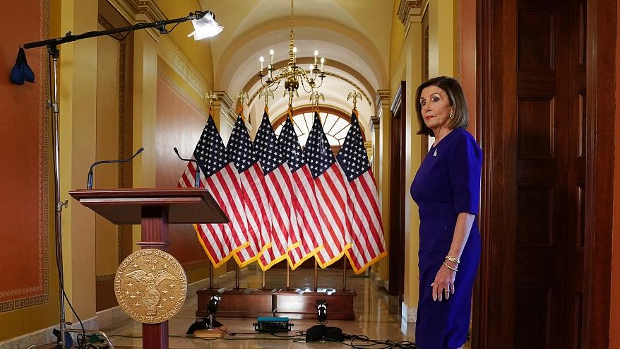 White House defies Democrats over Trump impeachment inquiry