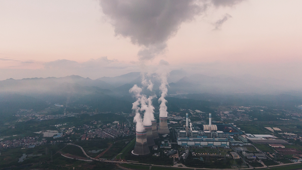 China cuts emission from power plants, set to meet 2020 target
