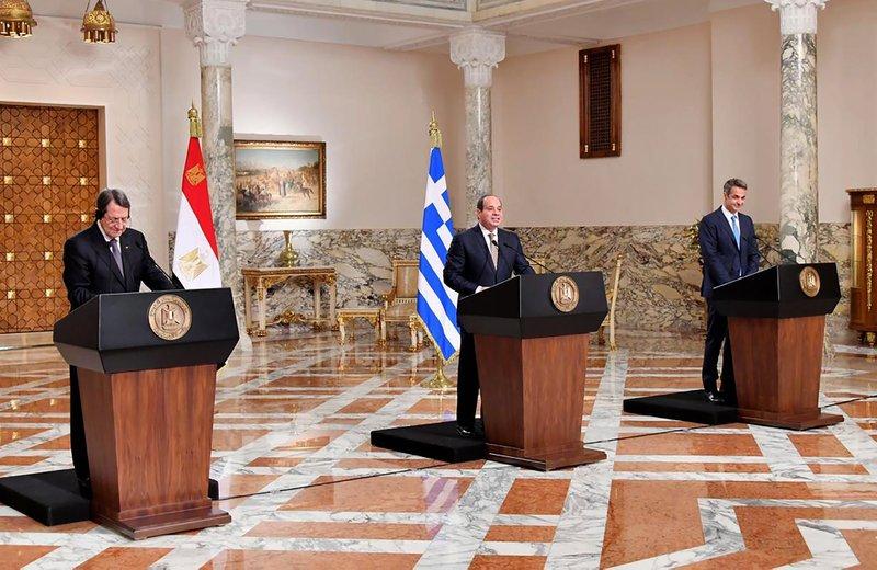 Egypt, Cyprus, Greece slam Turkey over offshore drilling in Eastern Mediterranean