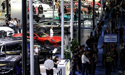 Premium car sales rise in Sept