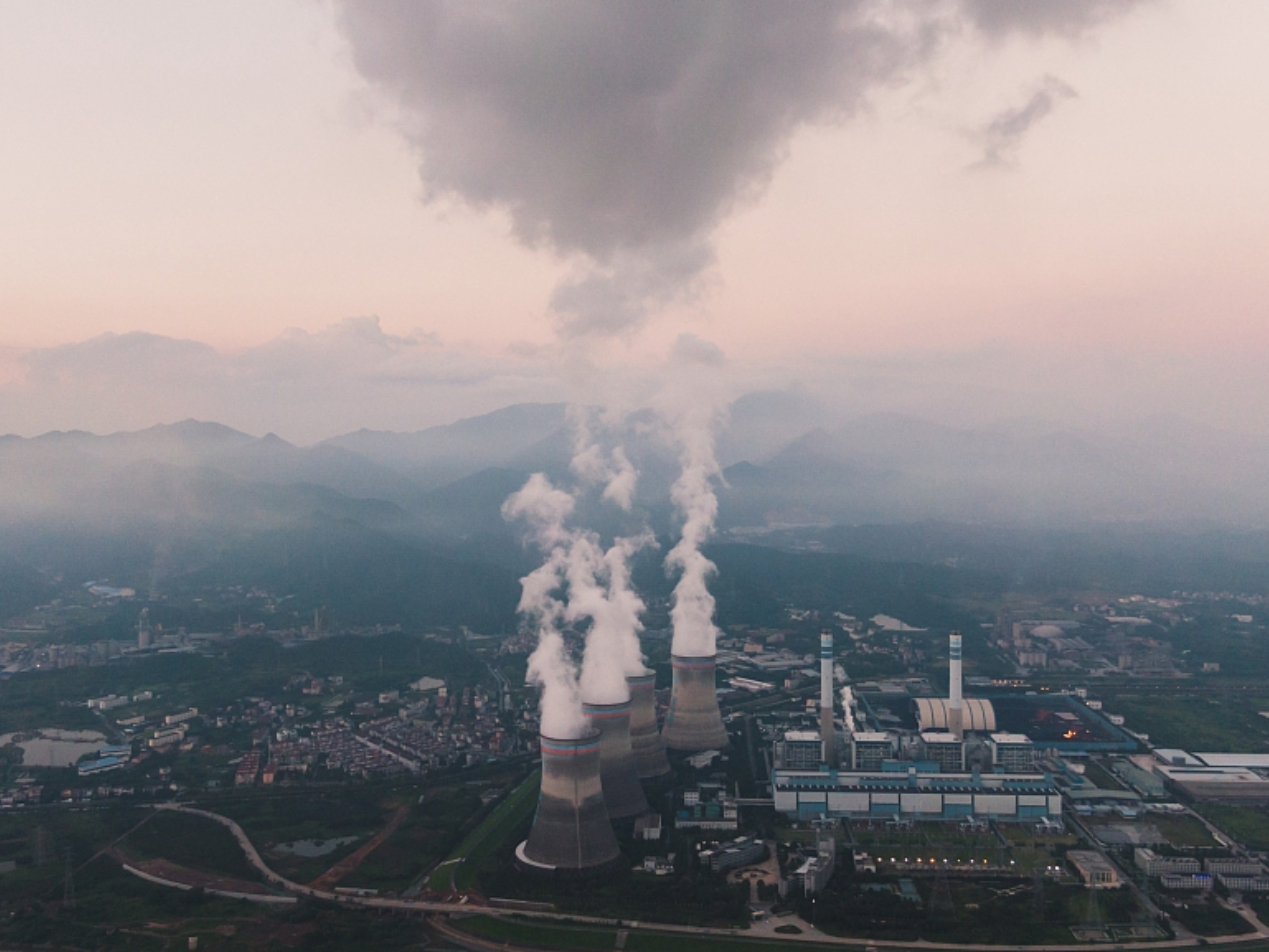 China on track to meet thermal power plant emission target: report
