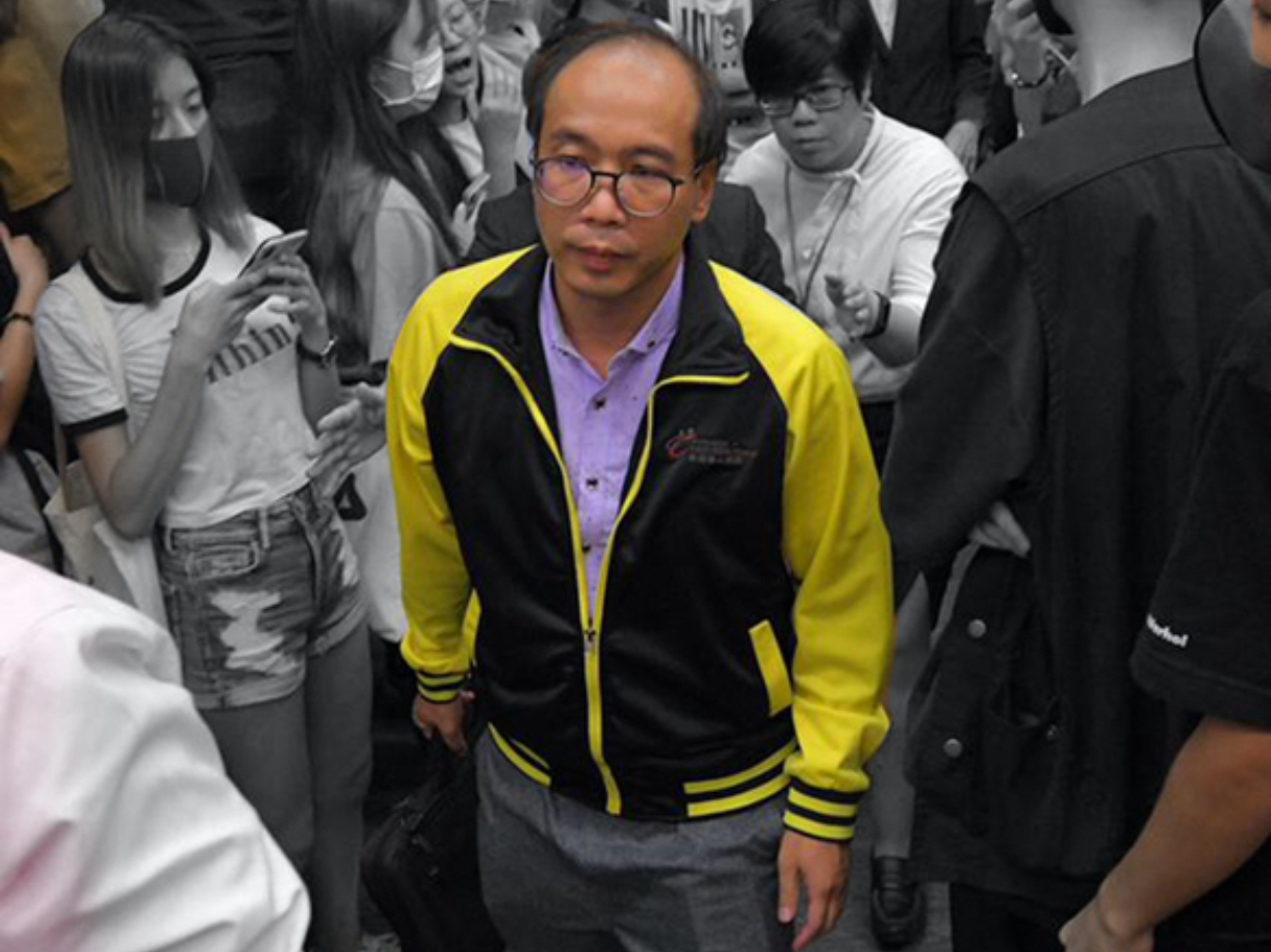 HK rioters abuse 'private settlement' the lives of HK people imperilled