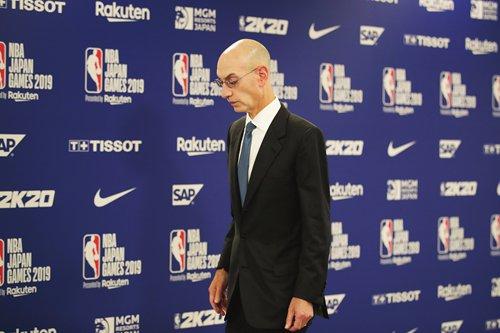 NBA events canceled amid HK tweet backlash