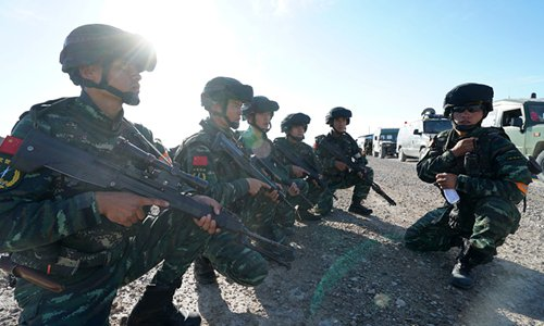 China's national counterterrorism agency condemns US blacklist over Xinjiang-related issues