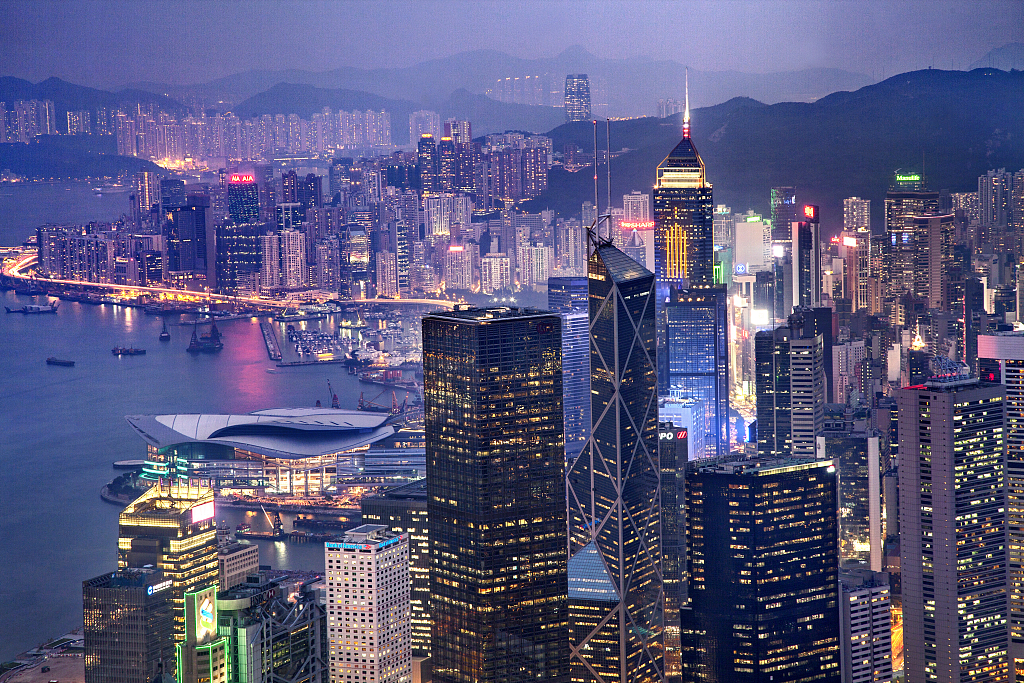 HKSAR gov't shares S&P's observations on Hong Kong's near-future credit strength