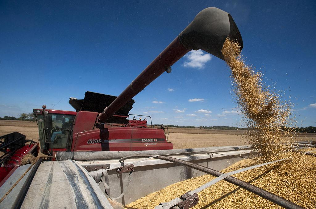 Study: US trade wars to cause long-term losses for U.S. farms
