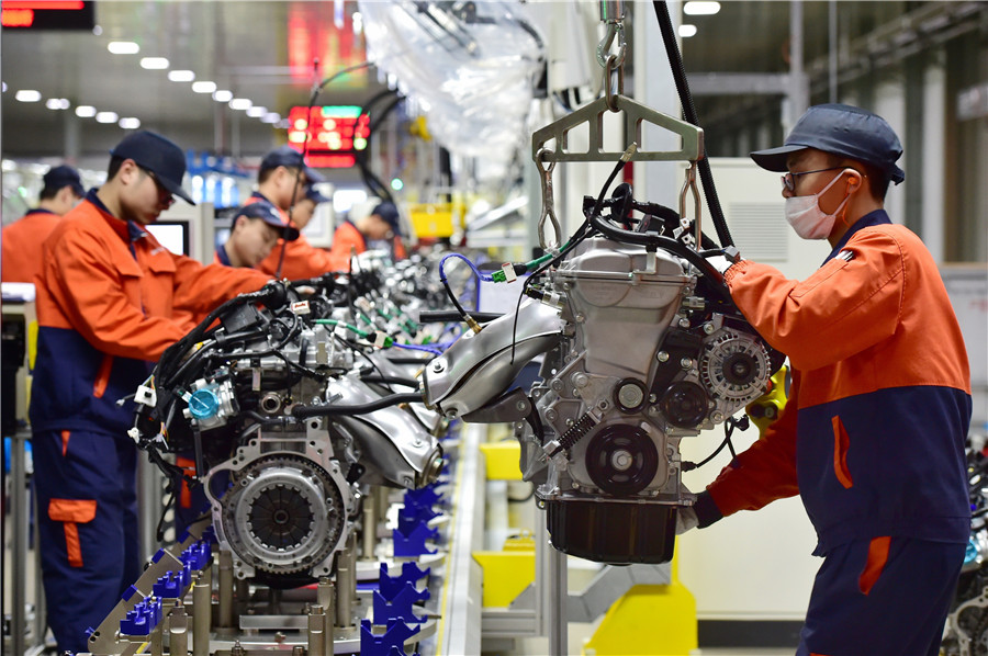 Geely and Volvo Cars to merge engine operations