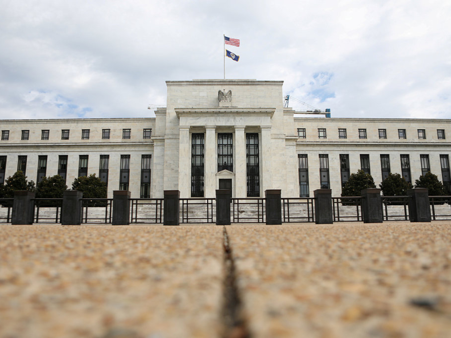 US Fed policymakers express strong concern over trade tensions